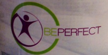 logo Be Perfect